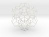 """Spirit Molecule 4.8"""" 3d printed"""