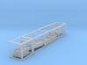 1:1250 Dutch freighter Straat Amsterdam 3d printed