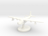 S.25 Short Sunderland (1/600 Scale) Qty.1 3d printed