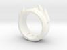 2016 Futuristic Ring 3d printed