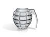 Grenade Espresso Cup 3d printed