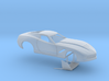 1/64 2014 Pro Mod Corvette No Scoop 3d printed