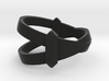 Coinciedence Ring  Size 12  21,4 Mm 3d printed
