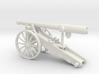 "Boer War ""Long Tom"" 3d printed"