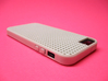 Somi for iPhone 5/5s, a case you can cross stitch  3d printed