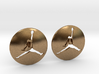 Jumpman Cufflinks v3 3d printed