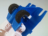 Ultra Magnus Arm Wheels (Deep Version) 3d printed Attached to the gauntlets. WSF + paint.