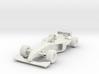 Formula Car 3d printed
