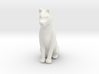 1/12 Husky Female Sitting 3d printed