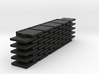 Set of 50 Matias Flat Keycaps for Steno 3d printed