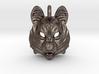 Siberian Husky Small Pendant 3d printed