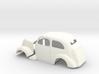 1/18 1949 Anglia Full Body Tilt Front 3d printed