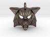 Fox Small Pendant 3d printed