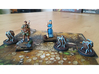 Summoned Stone tokens (3 pcs) 3d printed Hand-painted. Pic courtesy of user Aekold @ BGG. Tiles and minis not included.