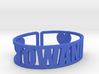 Towanda Cuff 3d printed