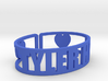 Tyler Hill Cuff 3d printed