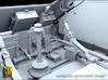 ZSU-23-4 Shilka driver compartment (HONG) 3d printed ZSU-23-4M driver compartment - controls