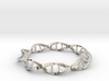 DNA Ring 23mm 3d printed