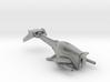 Cobra Chopper sculpture - Concept Design Quest 3d printed