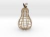 Pear Pendant 3d printed