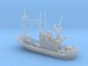 Fishingboat 01. 1:144 Scale 3d printed