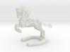 Rocinante Horse Sculpture 3d printed