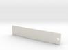 DRAW bookmark - plain vanilla 3d printed