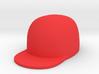 hiphop cap 3d printed