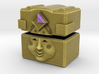 Gold Mask Box 3d printed