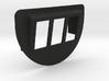 3 Contura Ash Tray Pod (angled & rounded) 97+ XJ 3d printed