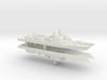 Type 052C Destroyer x 4, 1/2400 3d printed
