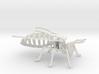 honingbij koningin / honey bee queen 3d printed