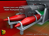 2S7 PION Ammunitions Bay (1:35) 3d printed 2S7 PION Ammunitions Bay - shells