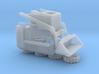 Bobcat 1-87 HO Scale F.U.D. Unassembled 3d printed