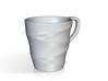 Helix Mug 3d printed