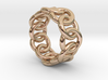Chain Ring 15 – Italian Size 15 3d printed
