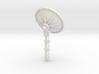 MOF Satellite Dish [72-1] 3d printed