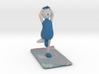 Yoga Pose 1 - 1027N 3d printed