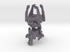 """""""TP"""" Fused Shadow (Unlit) 3d printed"""