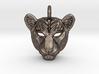 Leopard Pendan 3d printed
