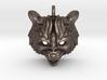 Raccoon (angry) Pendant 3d printed