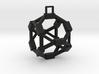 Pentagon Rectangular Pendant 3d printed