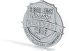 Reggie Bush Charity Medal Preview 3d printed