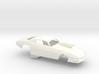 1/32 Pro Mod 73 Camaro Flat Hood W Scoop 3d printed