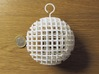 Starry Christmas Ball D77 3d printed nearly 80mm in diameter