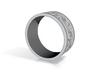 Ornament ring 4 3d printed