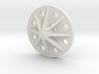 "Immortan Joe ""Sink Stopper"" Badge / Medal for Shin 3d printed"
