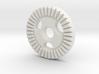 "Immortan Joe ""Straight"" Gear Badge / Medal 3d printed"