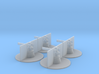 WING-X REBELL 1/29 EASYKIT STOCK ENGINE CENTRE SET 3d printed