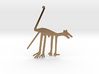 Nazca: The Dog 3d printed